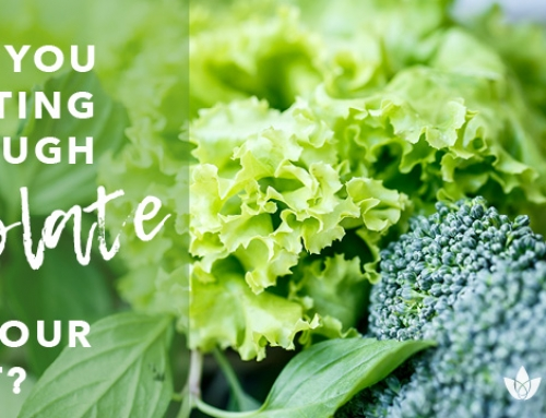 Are You Getting Enough Folate in your Diet?